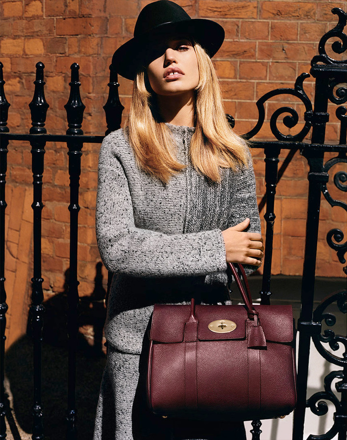 Campagne Mulberry - Automne/hiver 2015-2016 - Photo 1