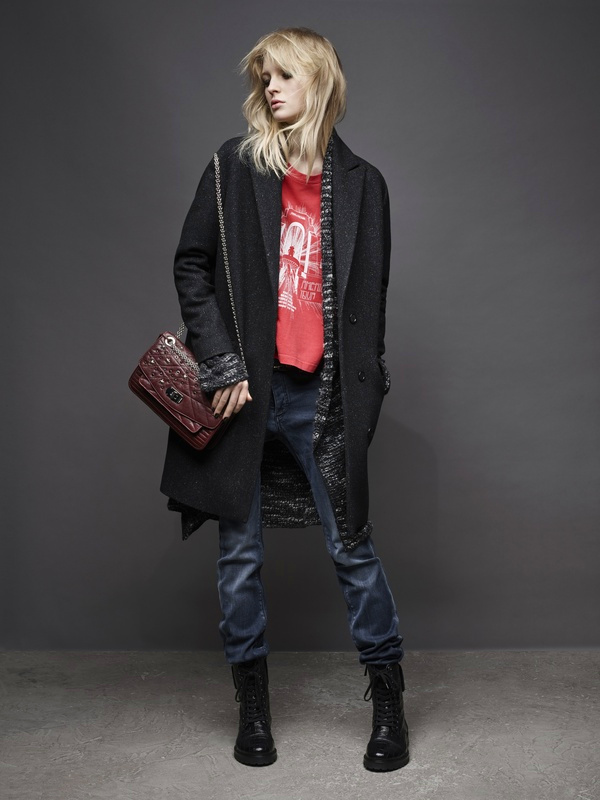 Collection Zadig & Voltaire - Automne/hiver 2015-2016 - Photo 3