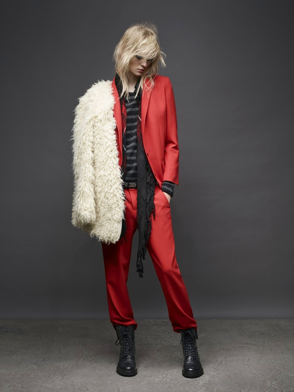 Collection Zadig & Voltaire - Automne/hiver 2015-2016 - Photo 5