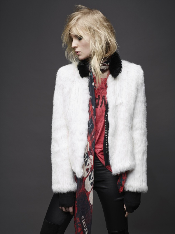 Collection Zadig & Voltaire - Automne/hiver 2015-2016 - Photo 7