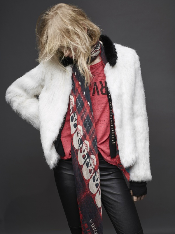 Collection Zadig & Voltaire - Automne/hiver 2015-2016 - Photo 8
