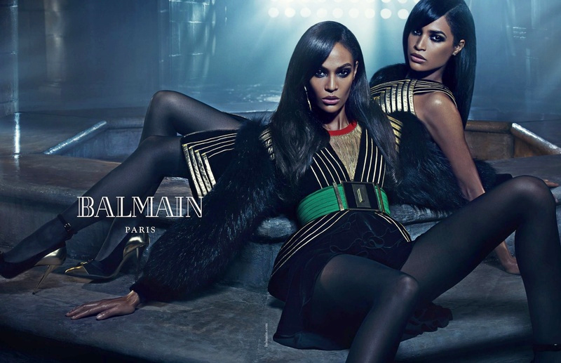 Campagne Balmain - Automne/hiver 2015-2016 - Photo 1