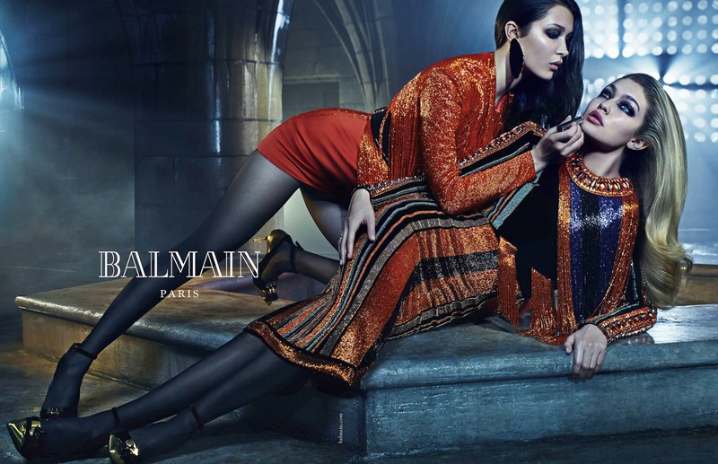 Campagne Balmain - Automne/hiver 2015-2016 - Photo 2
