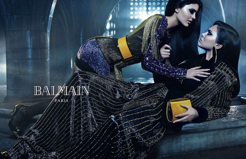Campagne Balmain - Automne/hiver 2015-2016 - Photo 3