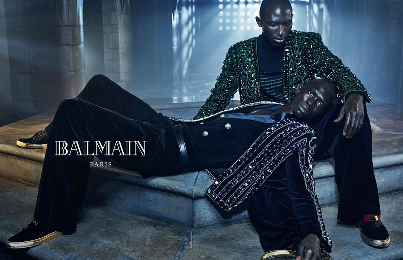 Campagne Balmain - Automne/hiver 2015-2016 - Photo 4