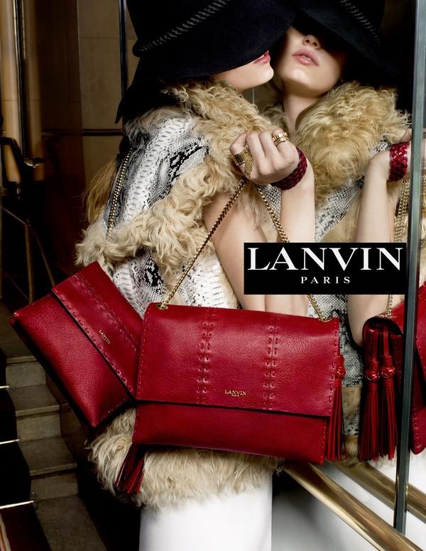Campagne Lanvin - Automne/hiver 2015-2016 - Photo 4