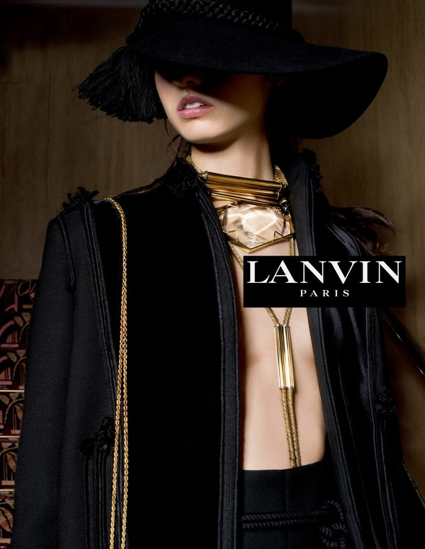 Campagne Lanvin - Automne/hiver 2015-2016 - Photo 6