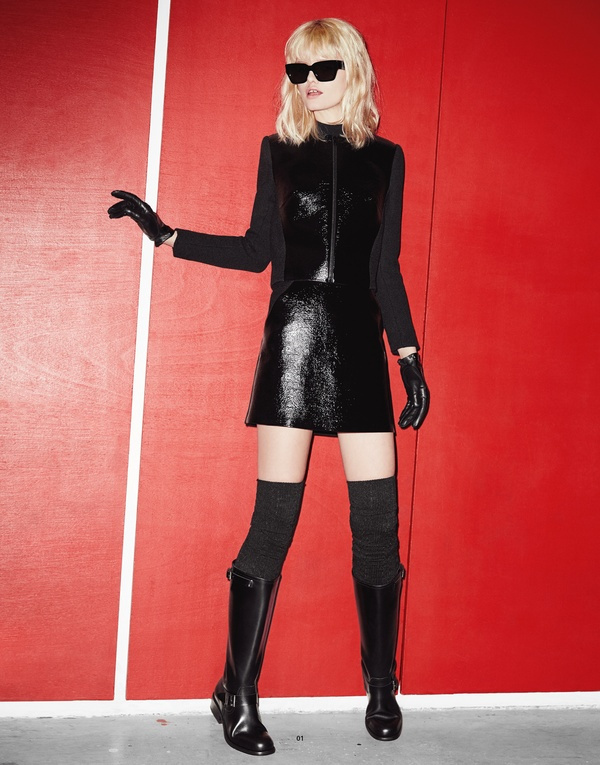 Collection The Kooples - Automne/hiver 2015-2016 - Photo 1