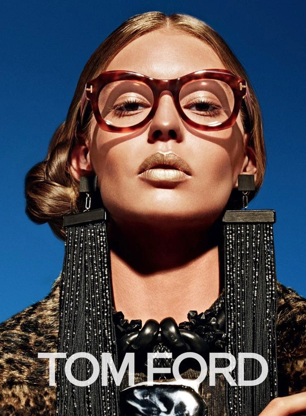 Campagne Tom Ford - Automne/hiver 2015-2016 - Photo 4
