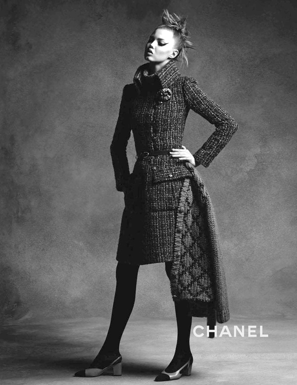Campagne Chanel - Automne/hiver 2015-2016 - Photo 1