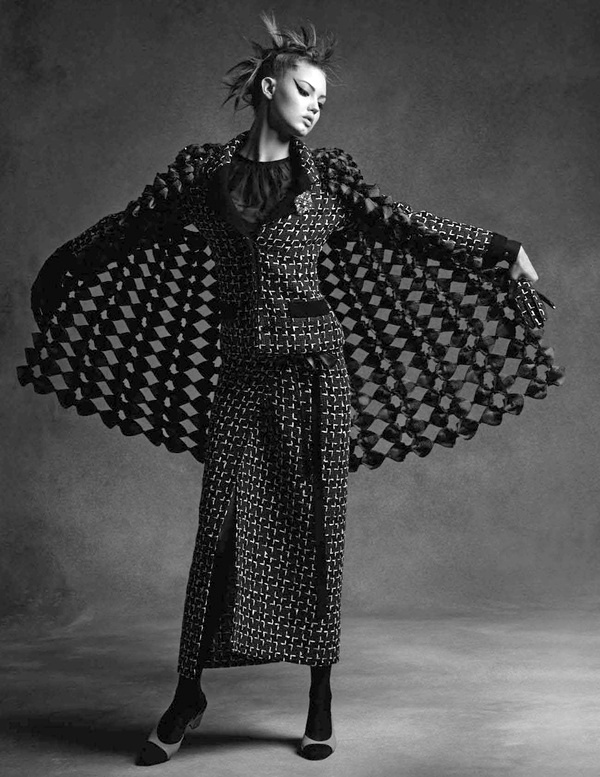 Campagne Chanel - Automne/hiver 2015-2016 - Photo 2