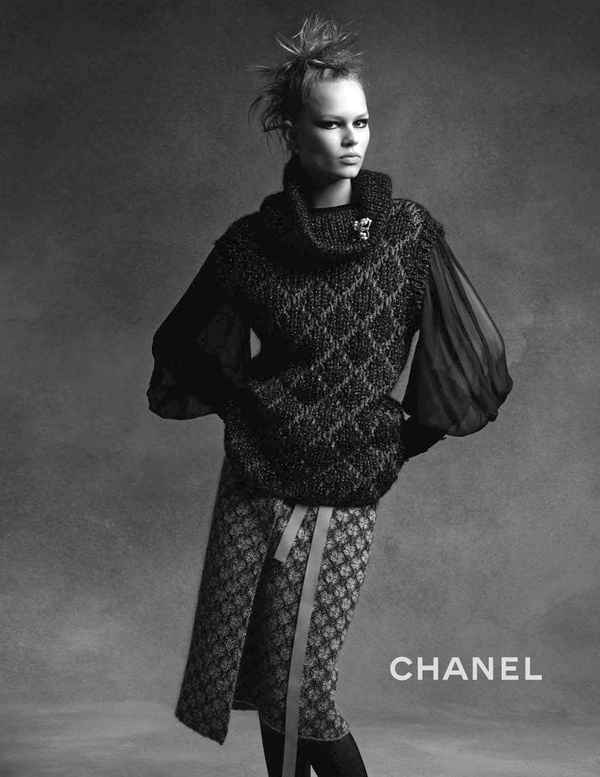 Campagne Chanel - Automne/hiver 2015-2016 - Photo 3