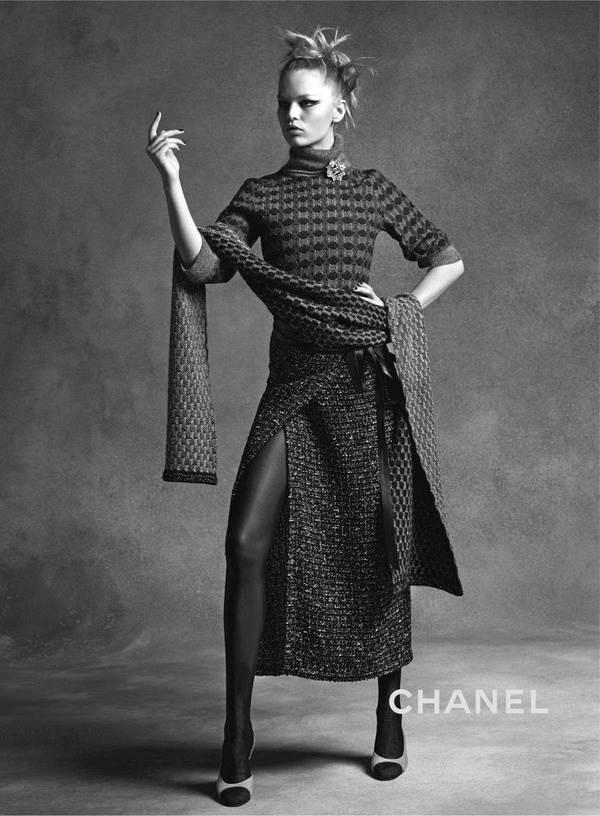 Campagne Chanel - Automne/hiver 2015-2016 - Photo 4
