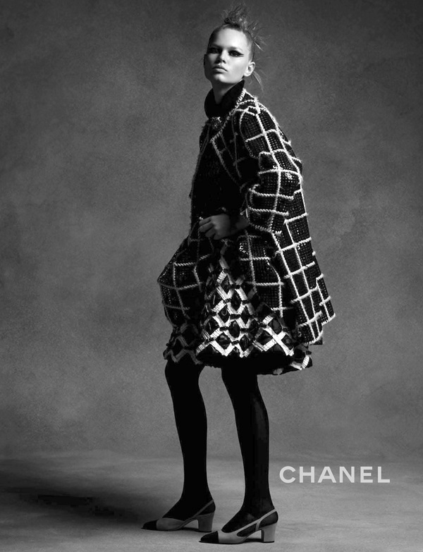 Campagne Chanel - Automne/hiver 2015-2016 - Photo 5