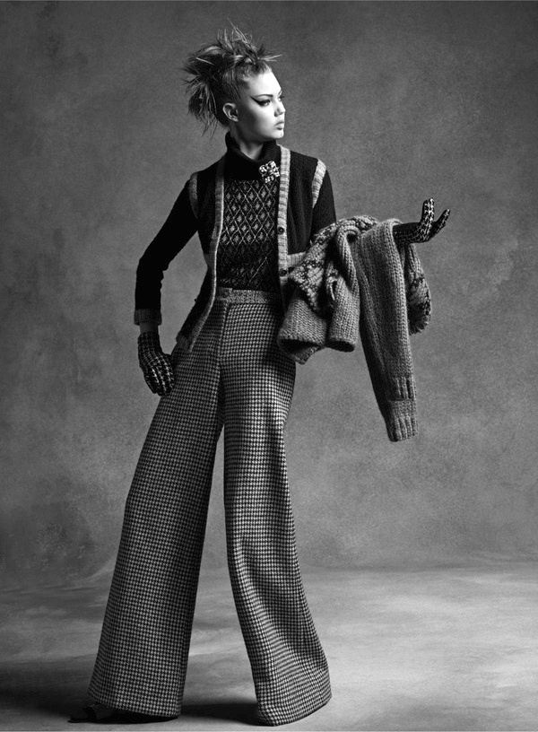 Campagne Chanel - Automne/hiver 2015-2016 - Photo 7