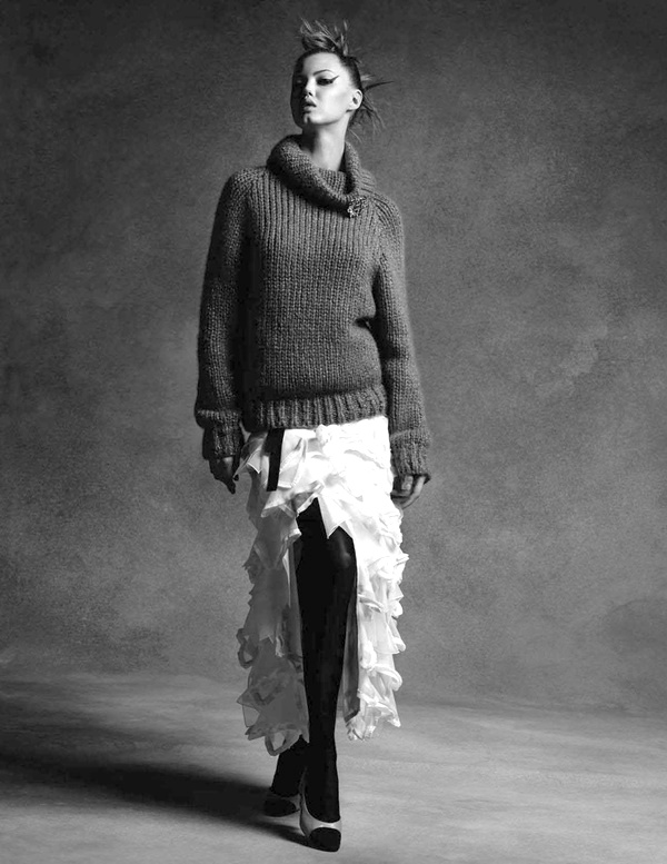 Campagne Chanel - Automne/hiver 2015-2016 - Photo 8