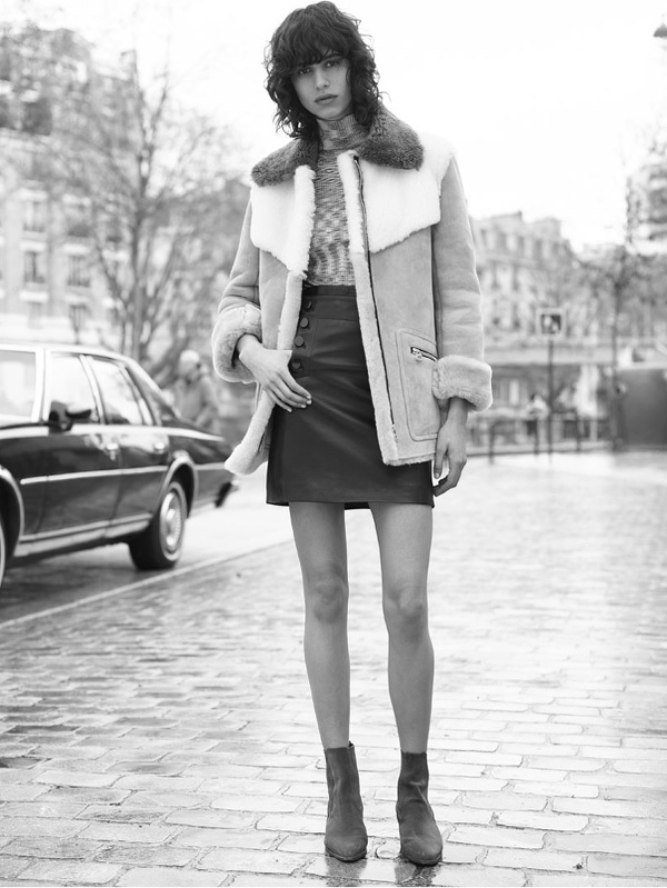 Collection Sandro - Automne/hiver 2015-2016 - Photo 6