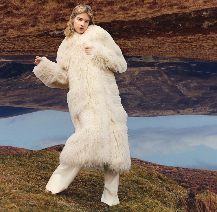 Campagne Stella McCartney - Automne/hiver 2015-2016 - Photo 3