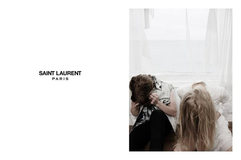 Campagne Saint Laurent - Automne/hiver 2015-2016 - Photo 1
