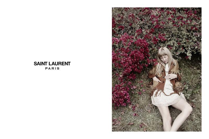 Campagne Saint Laurent - Automne/hiver 2015-2016 - Photo 3