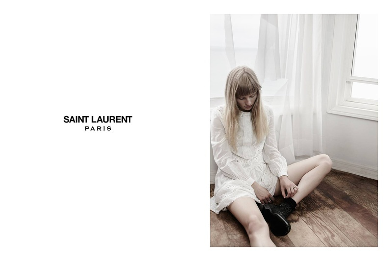 Campagne Saint Laurent - Automne/hiver 2015-2016 - Photo 4