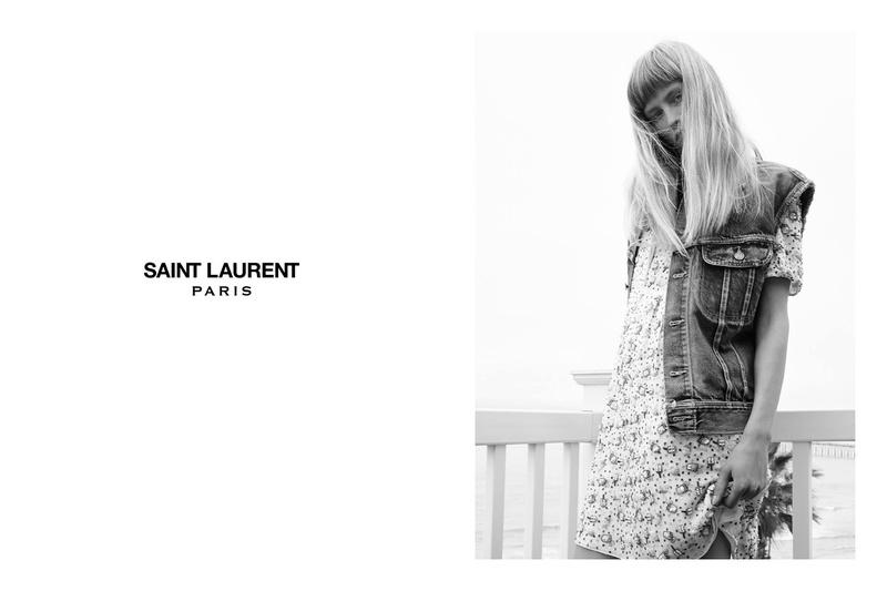 Campagne Saint Laurent - Automne/hiver 2015-2016 - Photo 6