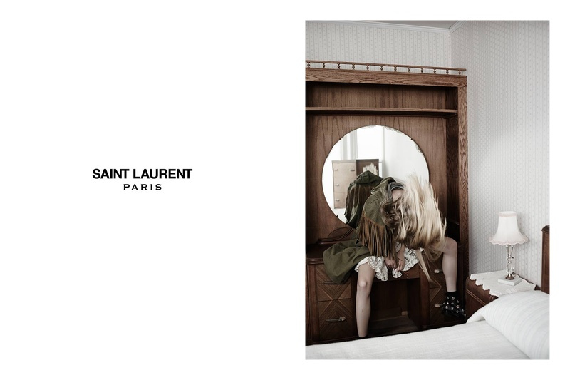 Campagne Saint Laurent - Automne/hiver 2015-2016 - Photo 7