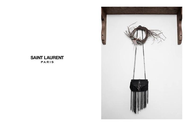 Campagne Saint Laurent - Automne/hiver 2015-2016 - Photo 9