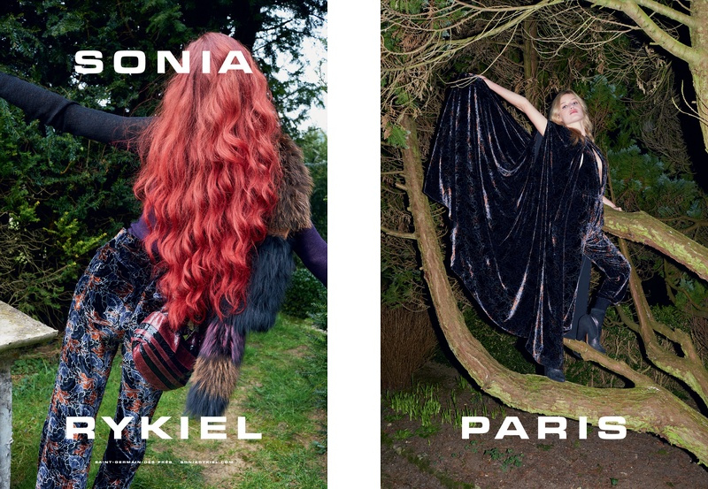 Campagne Sonia Rykiel - Automne/hiver 2015-2016 - Photo 2