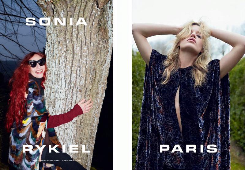 Campagne Sonia Rykiel - Automne/hiver 2015-2016 - Photo 3