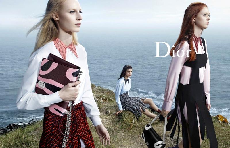 Campagne Dior - Automne/hiver 2015-2016 - Photo 1