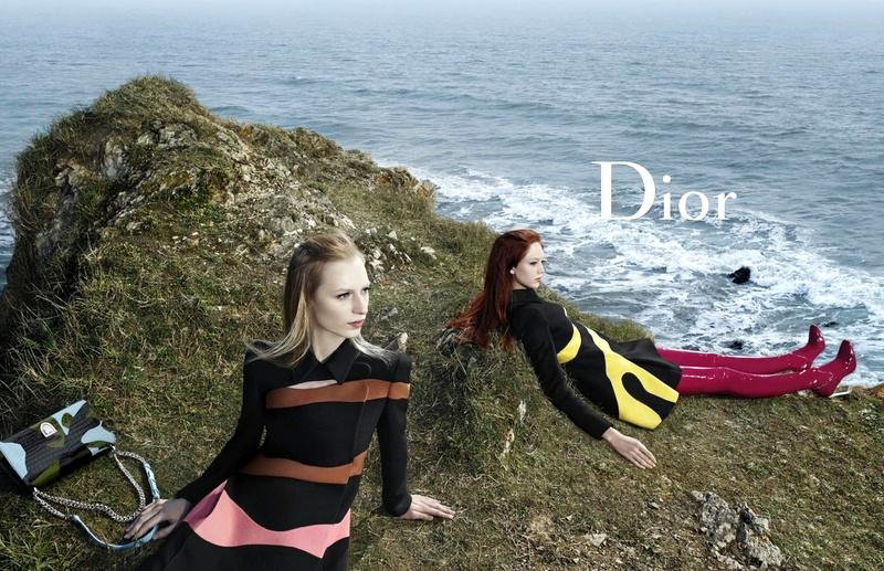Campagne Dior - Automne/hiver 2015-2016 - Photo 2