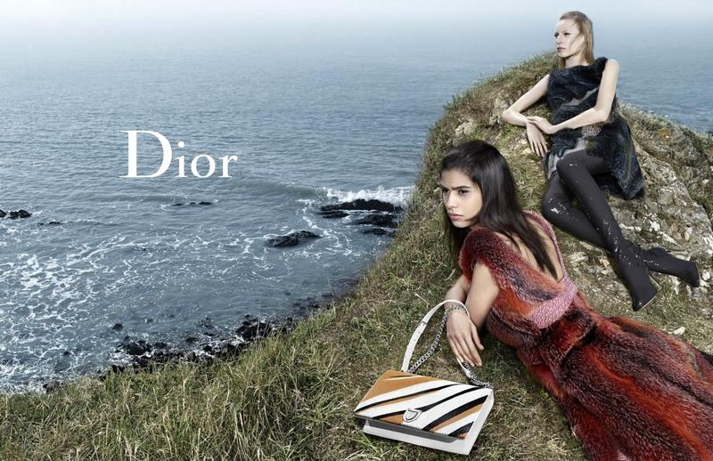 Campagne Dior - Automne/hiver 2015-2016 - Photo 3