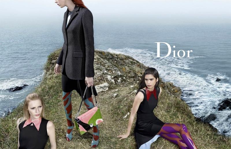 Campagne Dior - Automne/hiver 2015-2016 - Photo 4