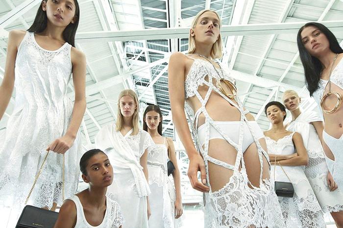 Campagne Givenchy - Printemps/été 2016 - Photo 1