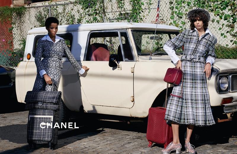 Campagne Chanel - Printemps/été 2016 - Photo 4
