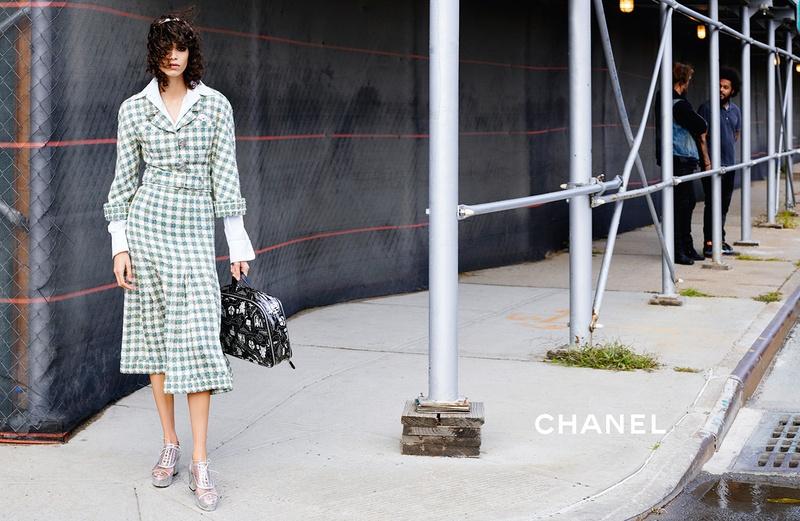 Campagne Chanel - Printemps/été 2016 - Photo 6