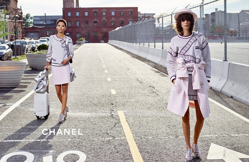 Campagne Chanel - Printemps/été 2016 - Photo 7