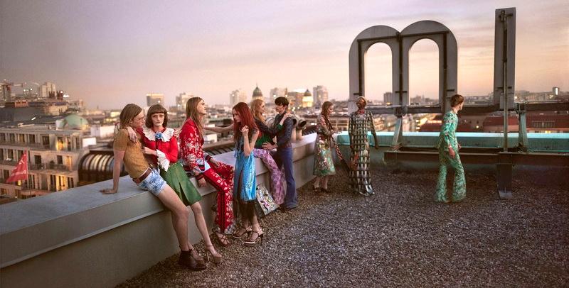 Campagne Gucci - Printemps/été 2016 - Photo 10
