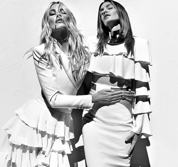 Campagne Balmain - Printemps/�t� 2016 - Photo 7