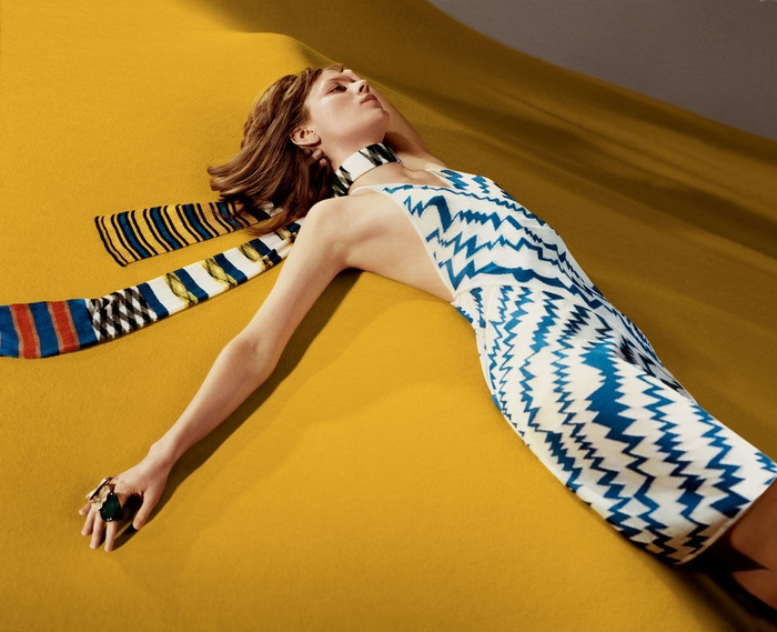 Campagne Missoni - Printemps/�t� 2016 - Photo 1
