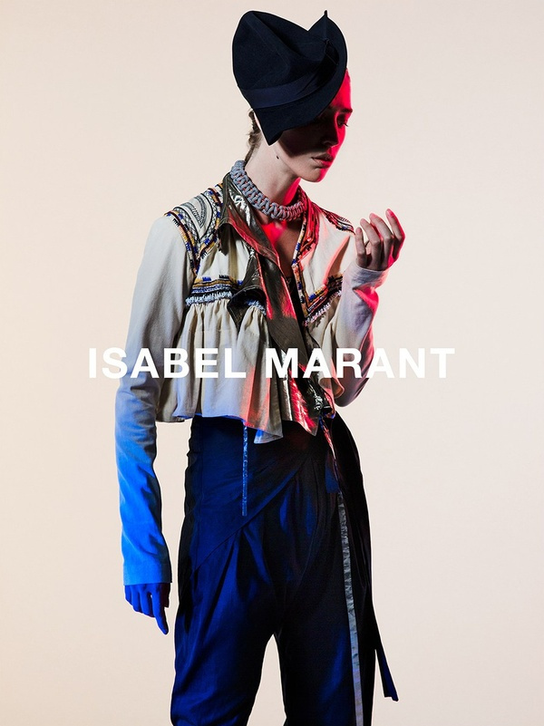 Campagne Isabel Marant - Printemps/été 2016 - Photo 1