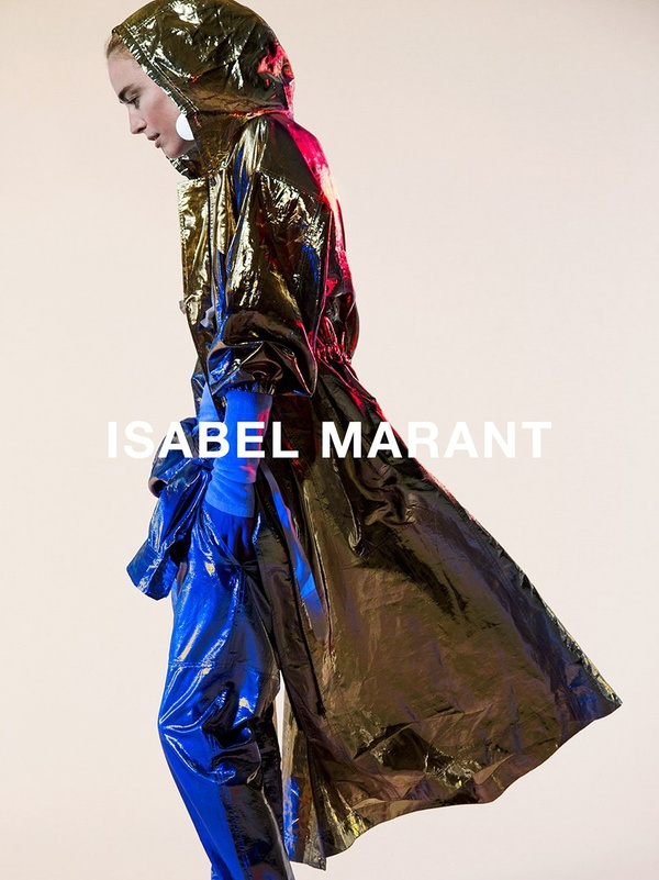 Campagne Isabel Marant - Printemps/été 2016 - Photo 3