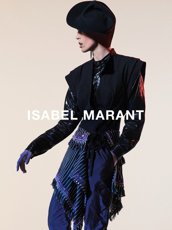 Campagne Isabel Marant - Printemps/été 2016 - Photo 4