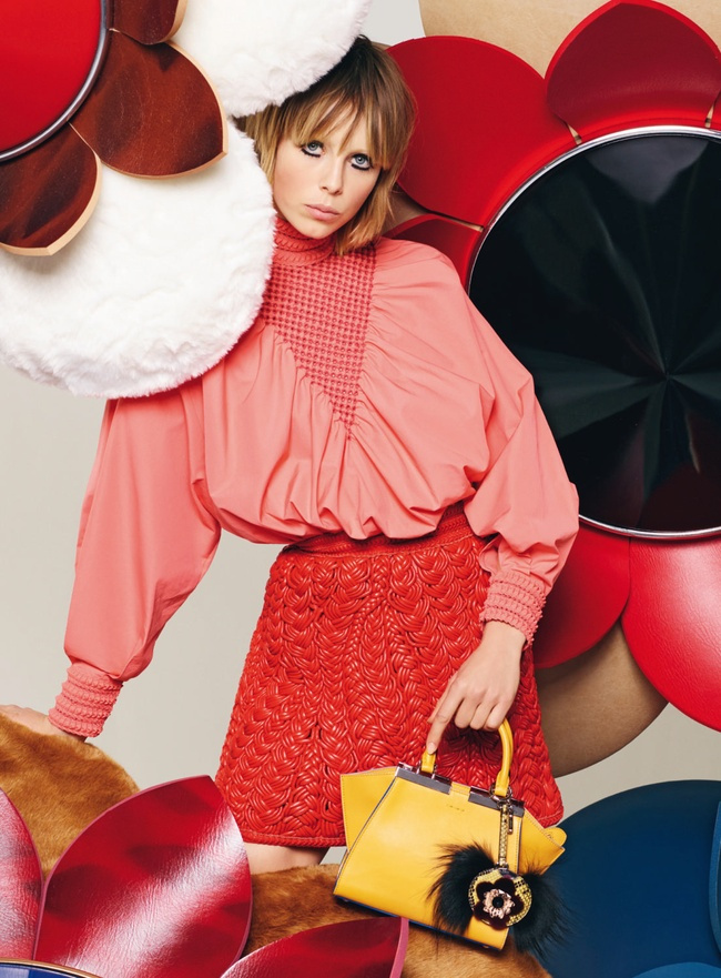 Campagne Fendi - Printemps/été 2016 - Photo 6