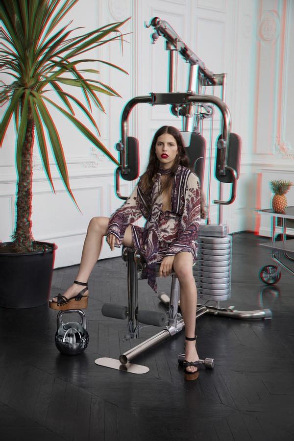 Collection Isabel Marant Etoile - Printemps/été 2016 - Photo 1