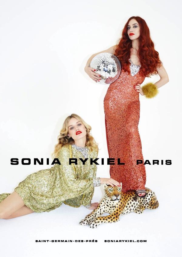 Campagne Sonia Rykiel - Printemps/�t� 2016 - Photo 3