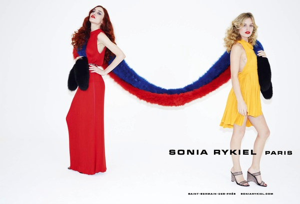 Campagne Sonia Rykiel - Printemps/�t� 2016 - Photo 4