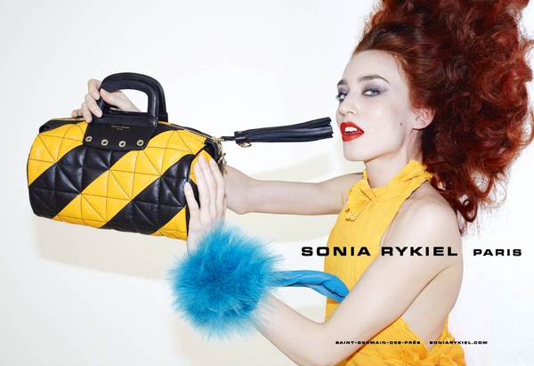 Campagne Sonia Rykiel - Printemps/été 2016 - Photo 5