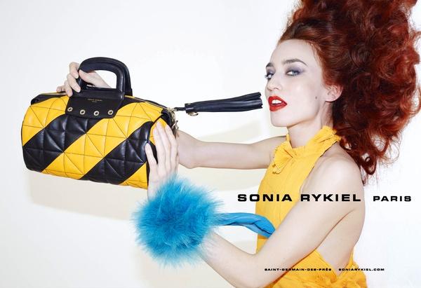 Campagne Sonia Rykiel - Printemps/�t� 2016 - Photo 5